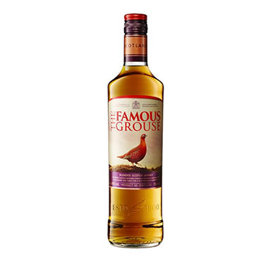 The Famous Grouse Blended Scotch Whisky (750 ml)