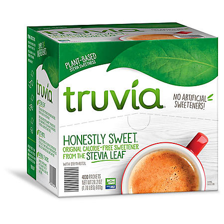 Truvia Calorie-Free Natural Sweetener (400 ct.)