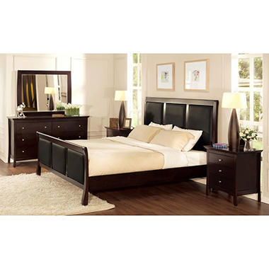 Serta Princeton Bedroom Set - Queen - 5 pc.