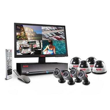 REVO 16-Channel Digital Surveillance System