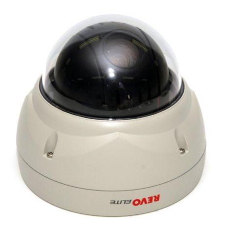Revo 580 TVL PTZ Dome Camera with 22x Zoom Lens