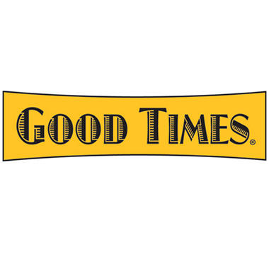 Good Times Cigarillos, Blueberry (3 per pouch, 15 ct.)