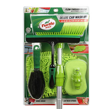 Turtle Wax Deluxe Flow Thru Car Wash Kit