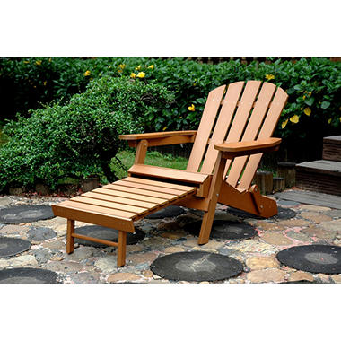 Faux Wood Adirondack Chair  sc 1 st  Samu0027s Club & Faux Wood Adirondack Chair - Samu0027s Club