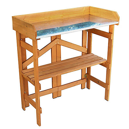 Folding Utility Table & Potting Bench