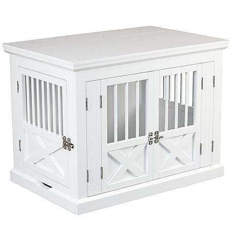 Zoovilla Triple Door Medium Dog Crate (Choose Your Color)