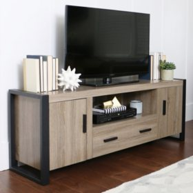 """Urban Blend 60"""" TV Stand (Assorted Colors)"""