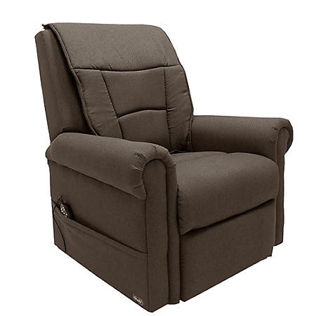 Osaki Luxury Lift Chair with Heat & Kneading Massage (Assorted Colors)