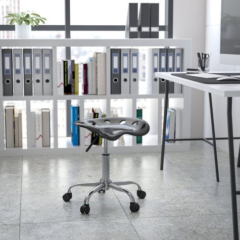 Flash Furniture Tractor Seat Stool (Various Colors)