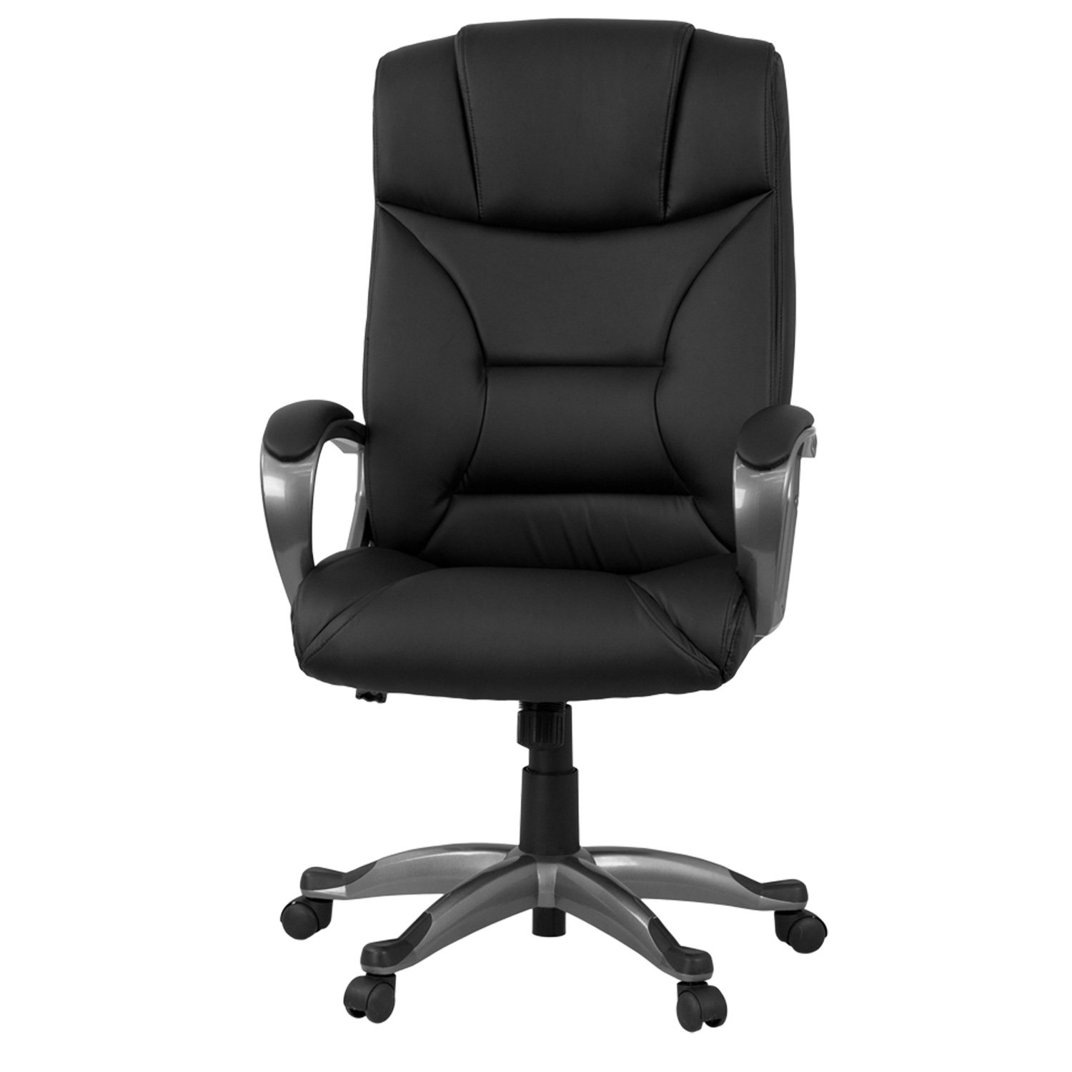 Flash Furniture Leather Executive fice Chair Black Sam s Club