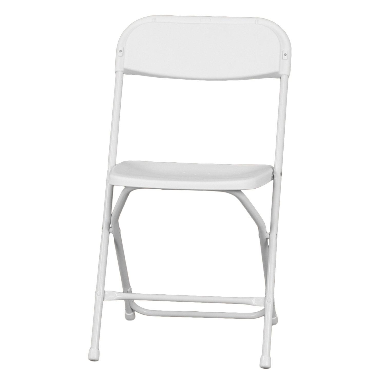 Hercules Premium Folding Chair White 20 Pack Sam s Club