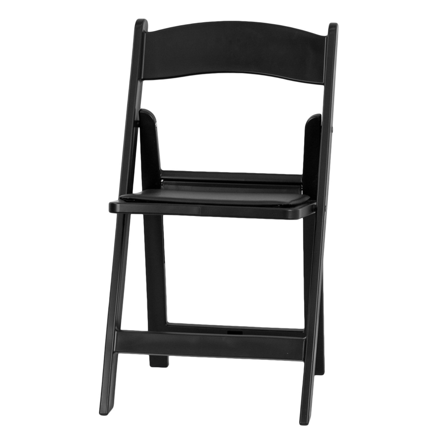 Hercules Resin Folding Chair Black Sam s Club
