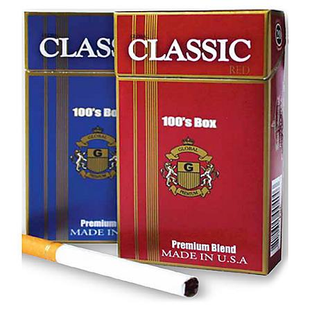 Classic Silver 100s Box (20 ct., 10 pk.)