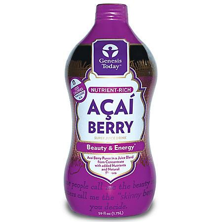 Acai Berry Juice - 59 oz.