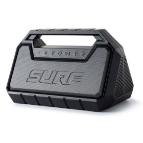 Ion Surf Floating Waterproof Stereo Boombox - Various Colors