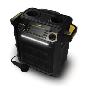 Ion Explorer Outback 2 Bluetooth Water Resistant Speaker System