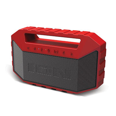 Ion Plunge Wireless Waterproof Bluetooth Speaker (Assorted Colors)