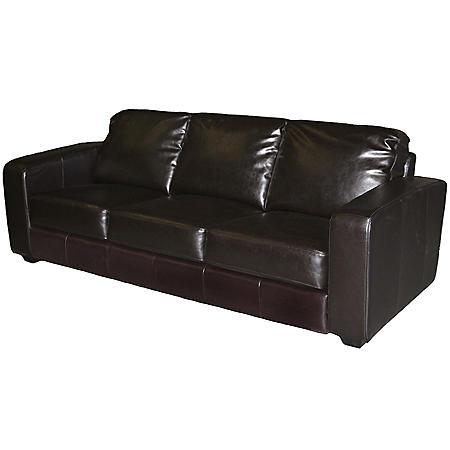 Dawson Genoa Leather Sofa