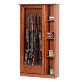 10-Gun Curio Cabinet