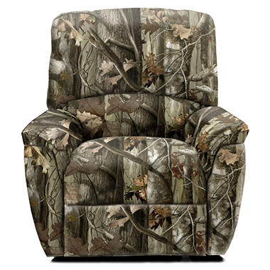 Next G1 Camo Rocker Recliner