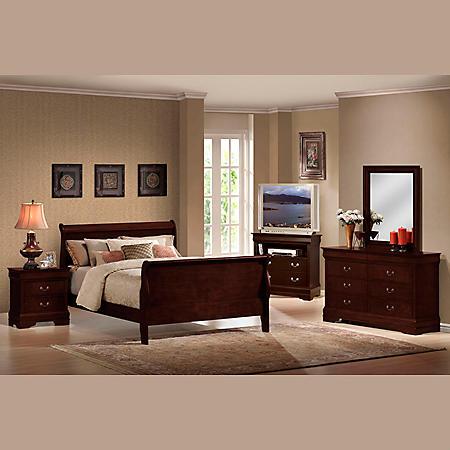 Lafayette Queen Bedroom Set - 5 pc.