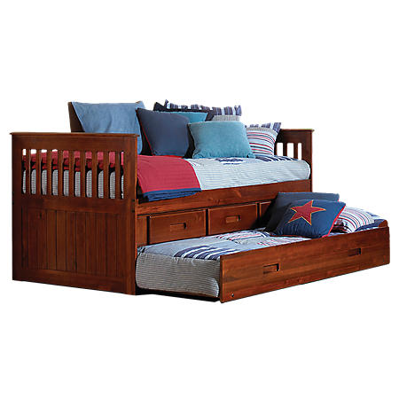 Twin Rake Bed Assorted Colors Sam S Club
