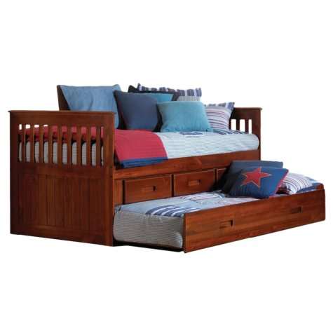 Twin Rake Bed (Assorted Colors)