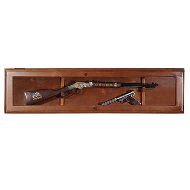 Horizontal Gun Display Cabinet Sam S Club