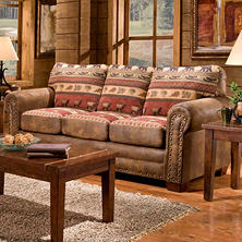 Sierra Lodge Sleeper Sofa