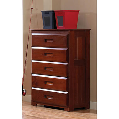 5 drawer chest various colors