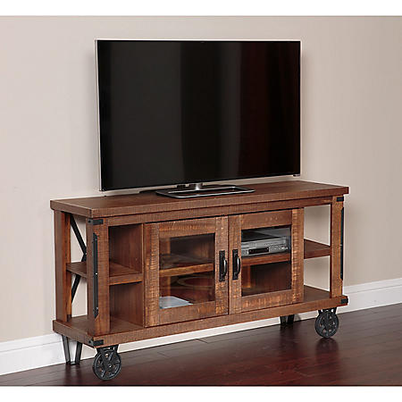 American Furniture Classics Industrial Collection 61 Inch Wide Tv