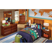full bed bedroom sets. 5 Piece Bedroom Set  Twin and Full Various Colors Sets Sam s Club