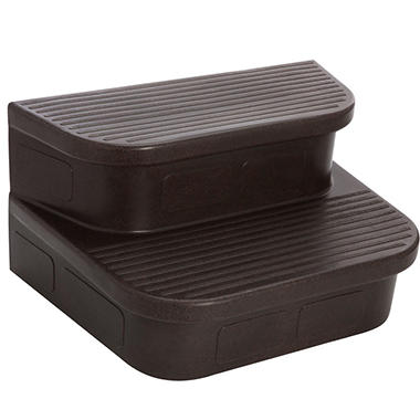 LifeSmart Straight Steps for Rectangular Hot Tubs(303588/303373) (Various Colors)