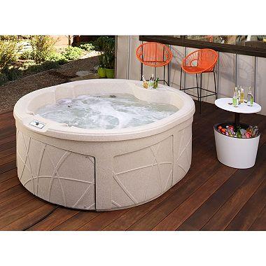 LifeSmart Spa-LS200 4 Person Plug & Play Hot Tub