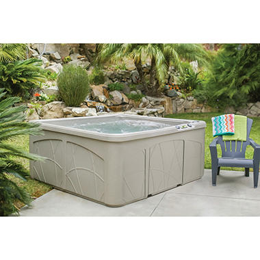 LifeSmart Spa- LS350DX Plug & Play Hot Tub(401409530000.17)