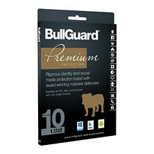 BullGuard Premium Protection - 1 Year / 10 Devices