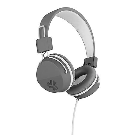 JLab Audio JBuddies Studio Kids Headphones - Gray