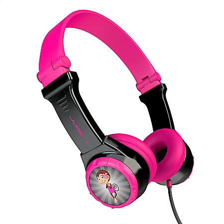 JLab Audio JBuddies Folding Kids Headphones - Various Colors