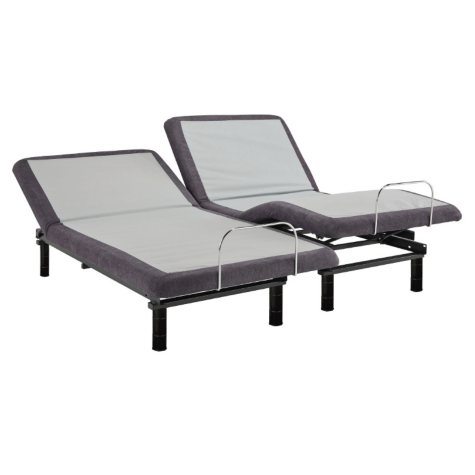 LulaaBED LB200 Split California King Adjustable Bed Base