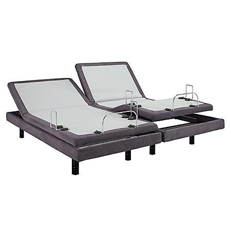 LulaaBED LB300 Split King Adjustable Bed Base