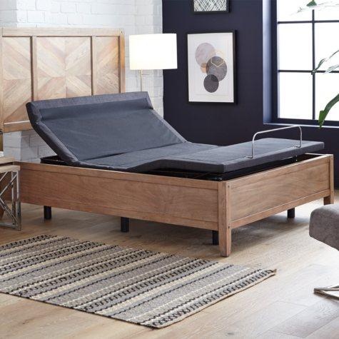 Member's Mark Queen Adjustable Base with Pillow Tilt & Massage