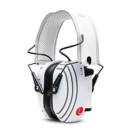 Lucid Audio AMPED Headphones - White