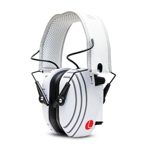 Lucid Audio AMPED Headphones - White
