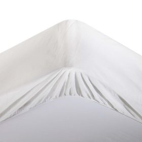 ProtectEase Classic Waterproof Fitted Mattress Cover (Assorted Sizes)