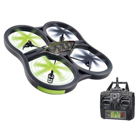 4.5 Ch 2.4 GHz RTR Interceptor Spy Drone