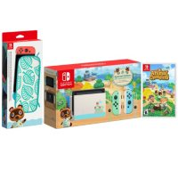 Animal Crossing Nintendo Switch Edition with Game and Case Deals