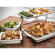 7 Piece Buffet Server Set