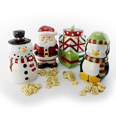 St. Jude Mini Cookie Jar - 4 oz.