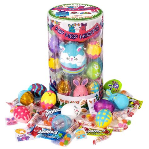 Busy Kids Colorful Candy-Filled Easter Eggs, Various Colors (32 ct.)