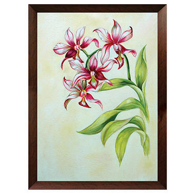 Framed Hand Painted Oil Art -